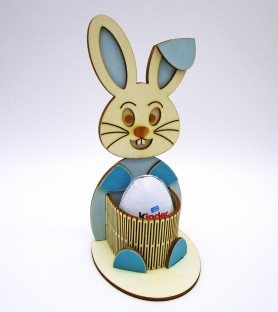Easter bunny personalized...