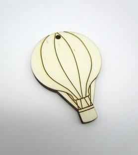 Raw hot air balloon favor...