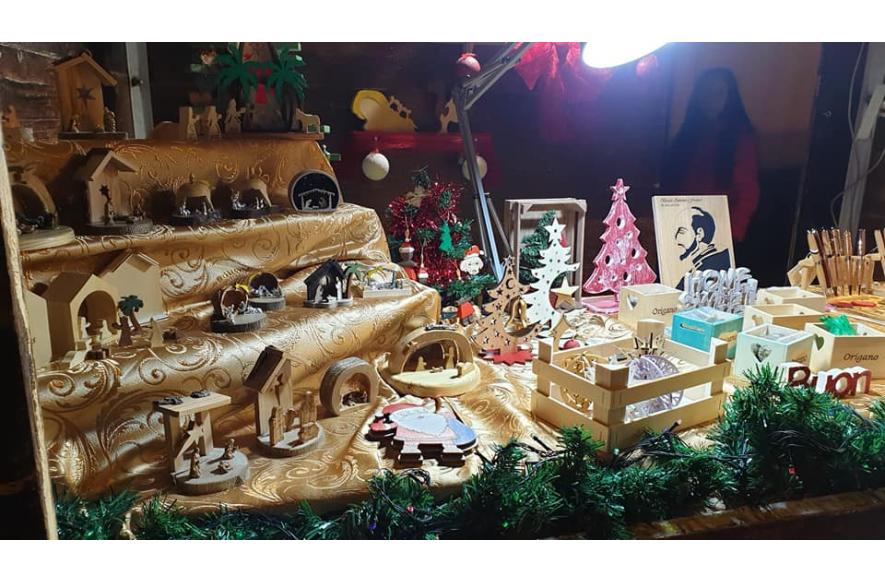 Christmas Market 2019 Santa Lucia del Mela